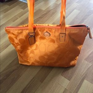 Coach Lightweight Tote